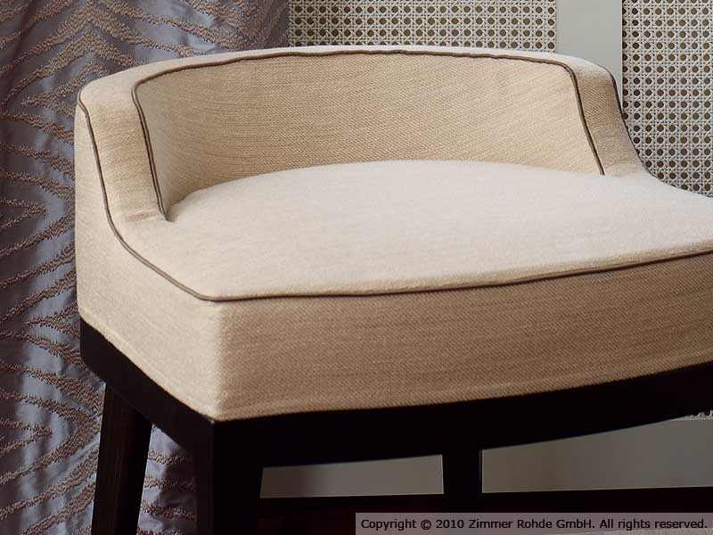 Polyester upholstery fabric BELANIO by Zimmer + Rohde