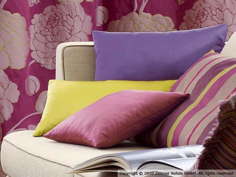 Polyester upholstery fabric SOLICE by Zimmer + Rohde