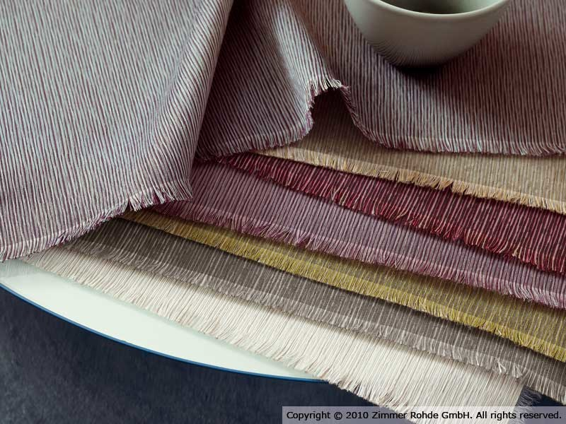 Polyester upholstery fabric LIBRO by Zimmer + Rohde
