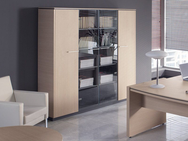 Office shelving STATUS | Office shelving by MDD
