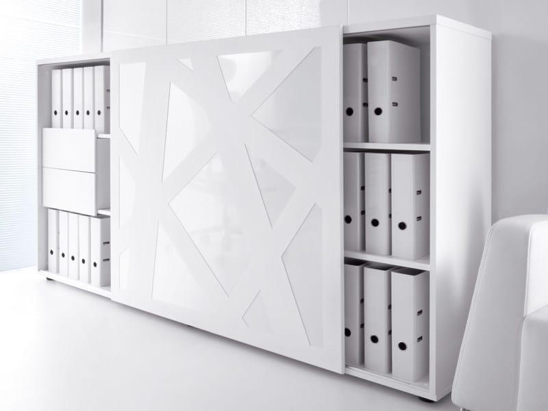 STANDARD | Büroschrank By MDD Design Zbigniew Kostrzewa