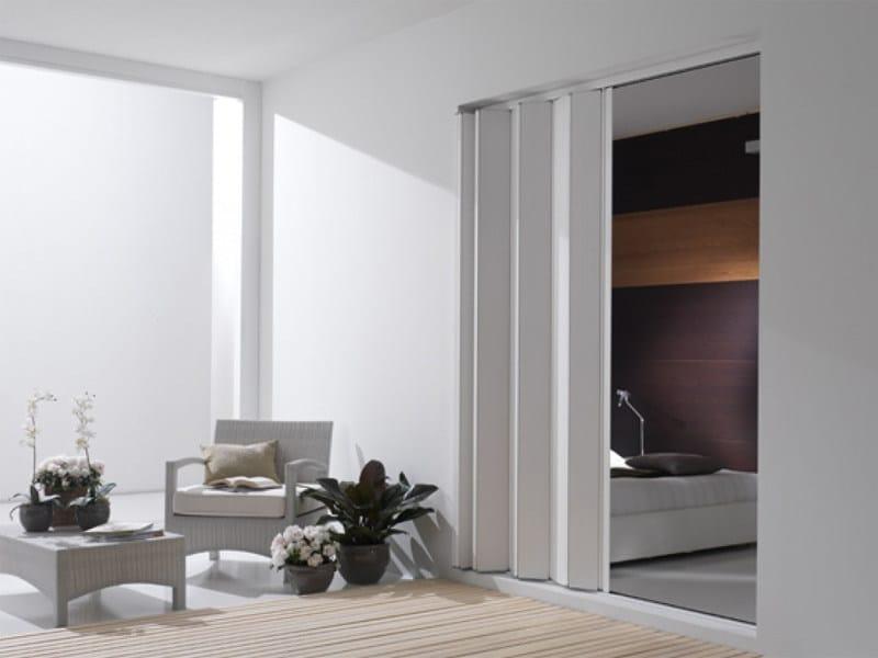 Extruded aluminium panel shutter SKURO SIKURO by TESIFLEX