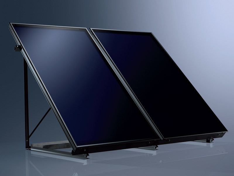 Support for photovoltaic system MSE 310 by Nuove Energie