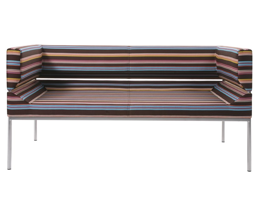 2 seater fabric sofa FM | Fabric sofa by KFF