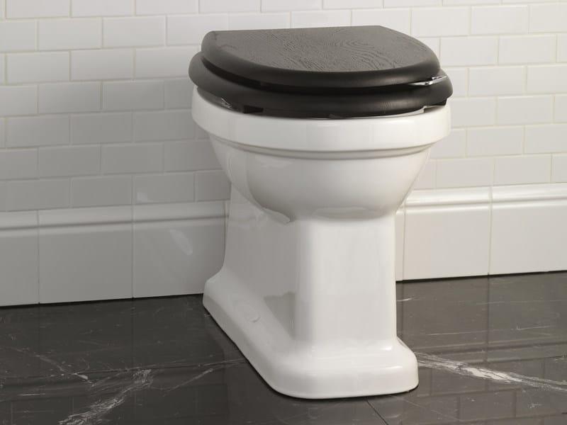 Ceramic wc BLUES | Toilet by Devon&Devon