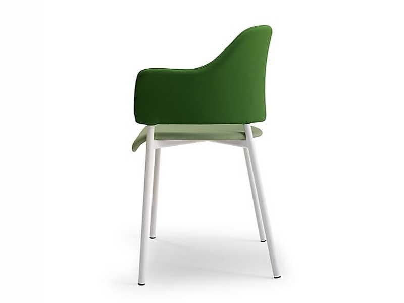 Sedia Imbottita Con Braccioli : Sedia imbottita con braccioli tundra sedia con braccioli arrmet
