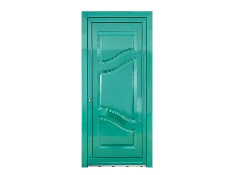 Exterior custom entry door FRENCH DOOR by F.lli Pavanello