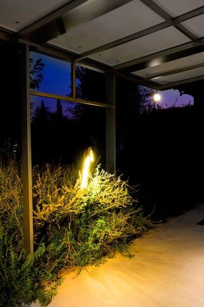 MINI SPRING | Proiettore per esterno a LED luce per esterni a LED
