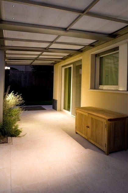 MINI SPRING | Proiettore per esterno a LED illuminazione di esterni
