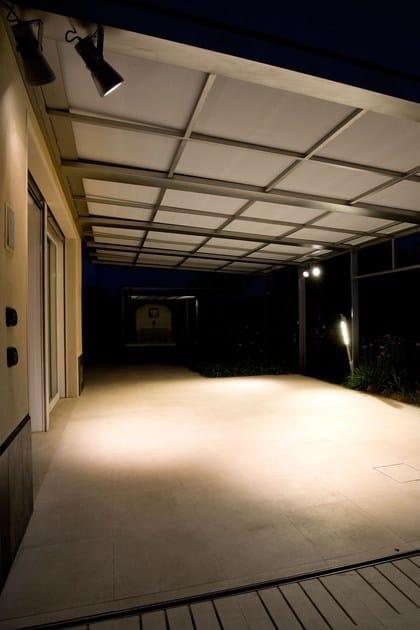 MINI SPRING | Proiettore per esterno a LED Illuminazione di terrazze private