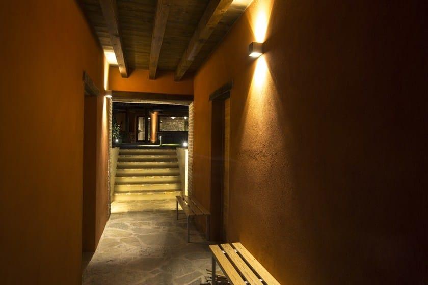 ONE | Applique per esterno illuminazione ingresso