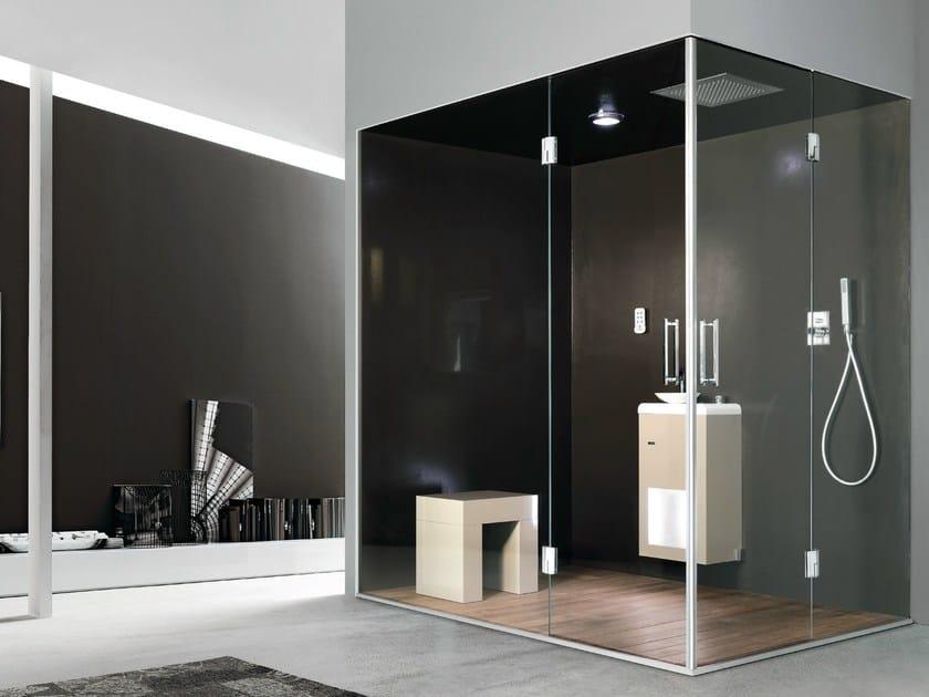 Turkish bath for aromatherapy RIGENERA 70 by Gruppo Geromin