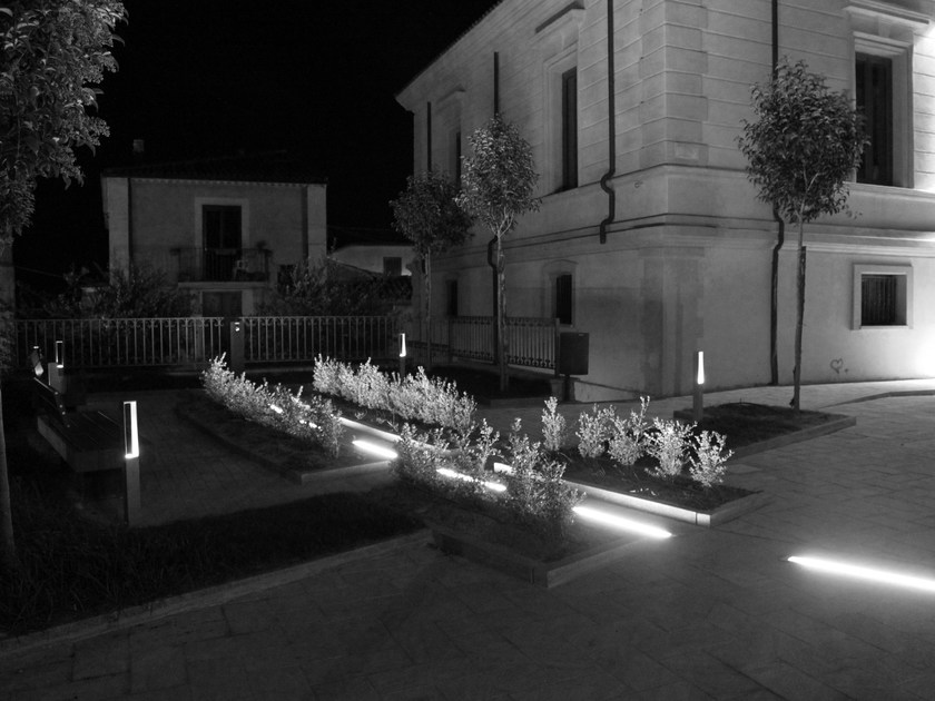 TETRA PALETTO | Paletto luminoso