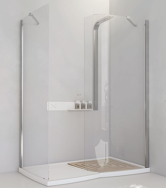 Shower cabin RIFLEXO PLUS 145x85 by RELAX
