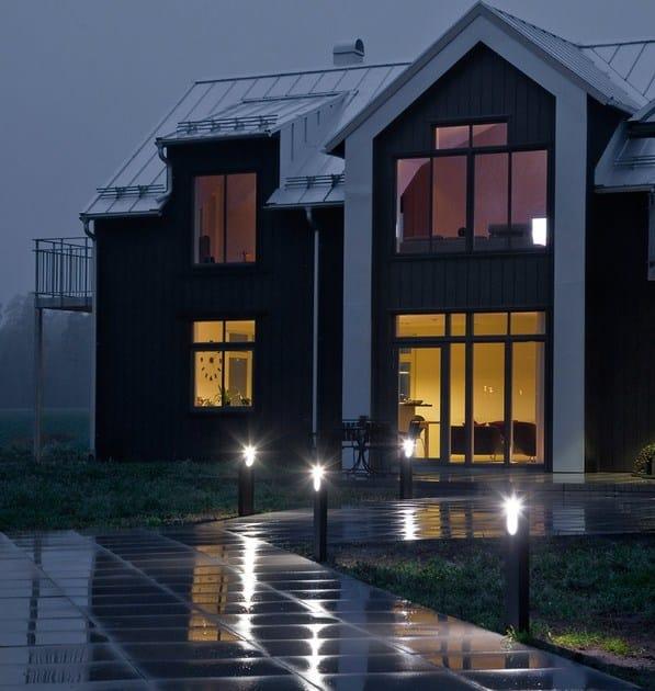 MOON   Paletto luminoso illuminazione per villa privata