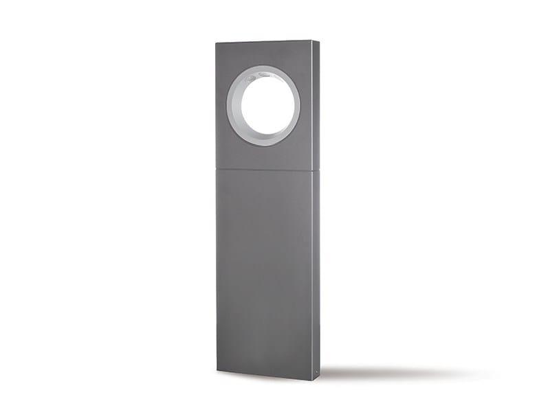 MOON 800 - paletto per illuminazione da esterno a LED