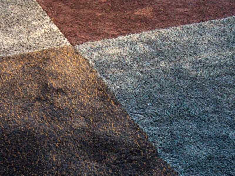 Long pile wool rug SAMMAL by Woodnotes