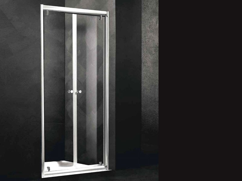 Crystal shower door LOFT B2 by RELAX