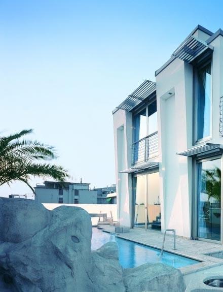 SUNCONTROL Villa privata a Rimini