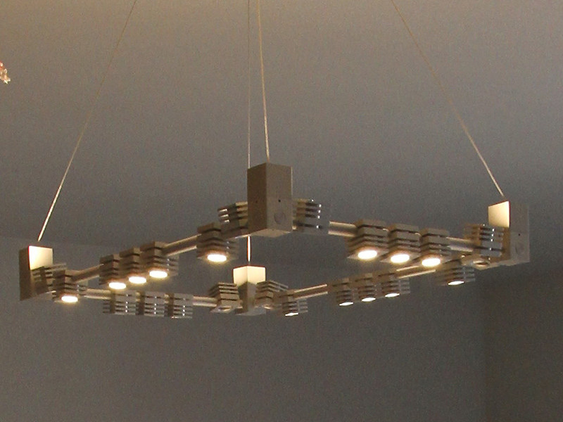 LED pendant lamp GEMINI LED | Pendant lamp by Tecnoilluminazione
