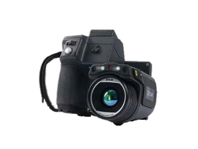 Measurement, control, thermographic and infrared instruments FLIR T640bx - T620bx by FLIR Systems