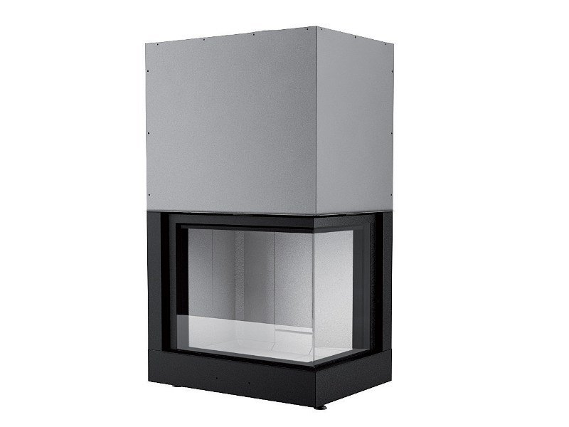 Boiler fireplace FORMA 75 DX/SX by MCZ GROUP
