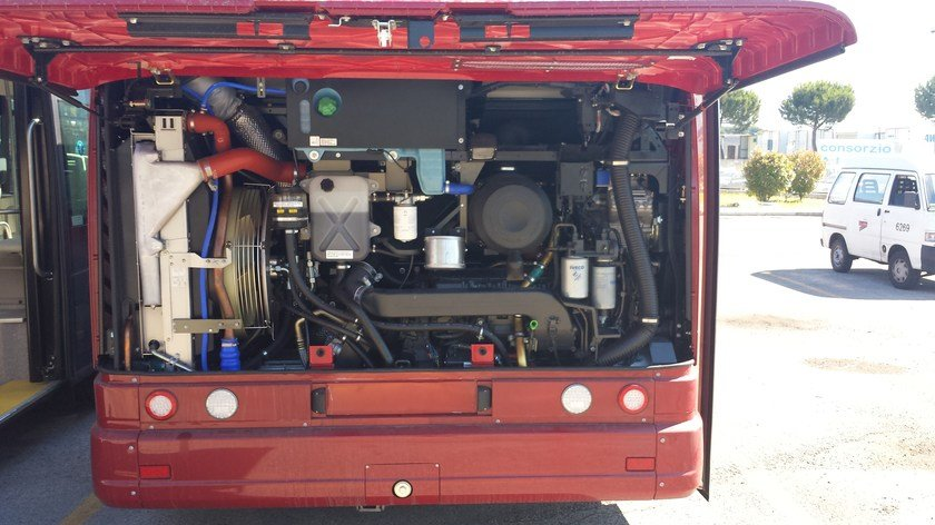 Aerosol fire extinguisher systems to vehicle AK0746 by FIRECOM AUTOMOTIVE