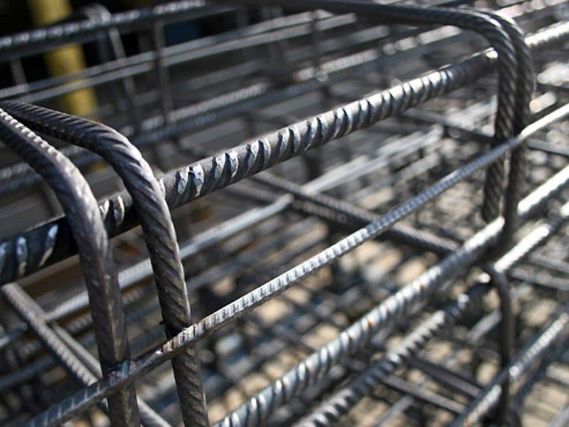 Steel bar, rod, stirrup for reinforced concrete Acciaio lavorato per c.a. by PROGRESS