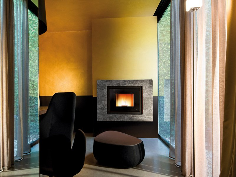 Stone Fireplace Mantel MODUS by MCZ GROUP