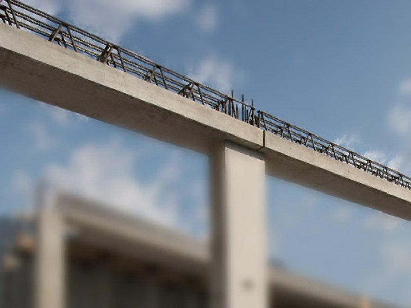 Mixed steel-concrete beam CARRIERS by PROGRESS