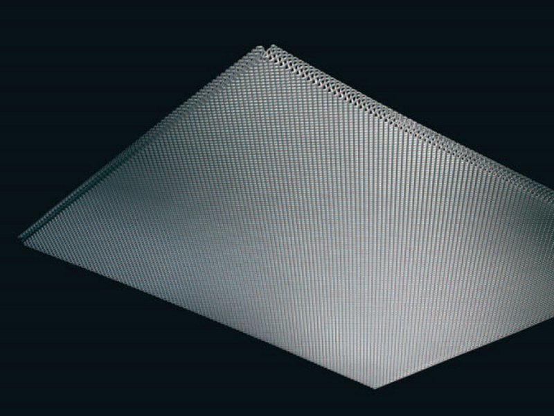 Expanded mesh ceiling tiles Ceiling tiles by ITALFIM