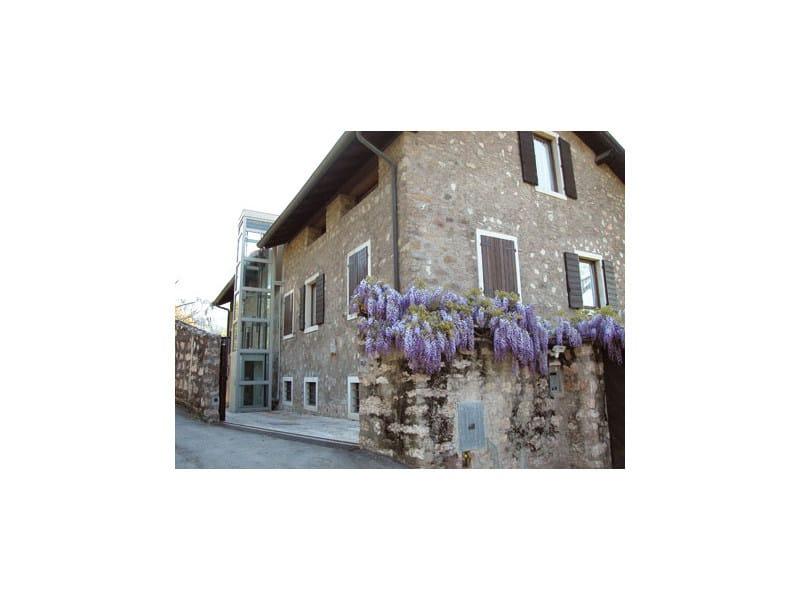 LEVEL Installazione in una casa privata (Italia)