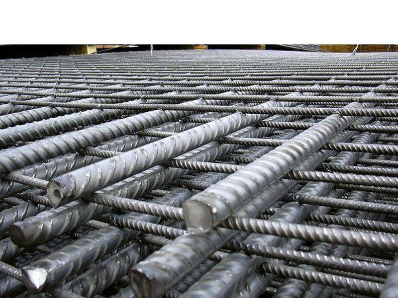 Electro welded mesh Rete strutturale monodirezionale by PROGRESS