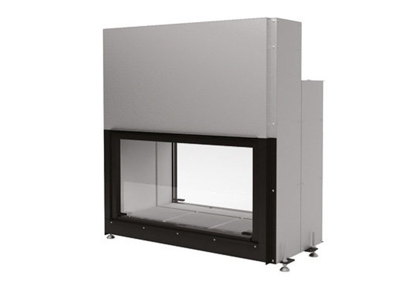 Closed Built-in Boiler fireplace FORMA B95 WOOD by MCZ GROUP