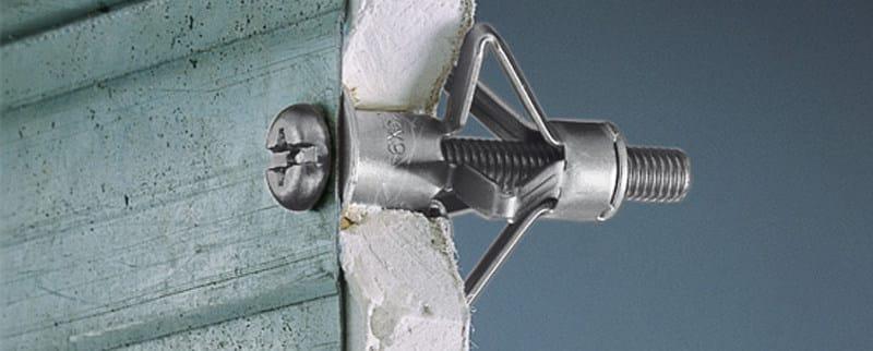 Wall plug fischer hm s by fischer italia for Fischer per cartongesso
