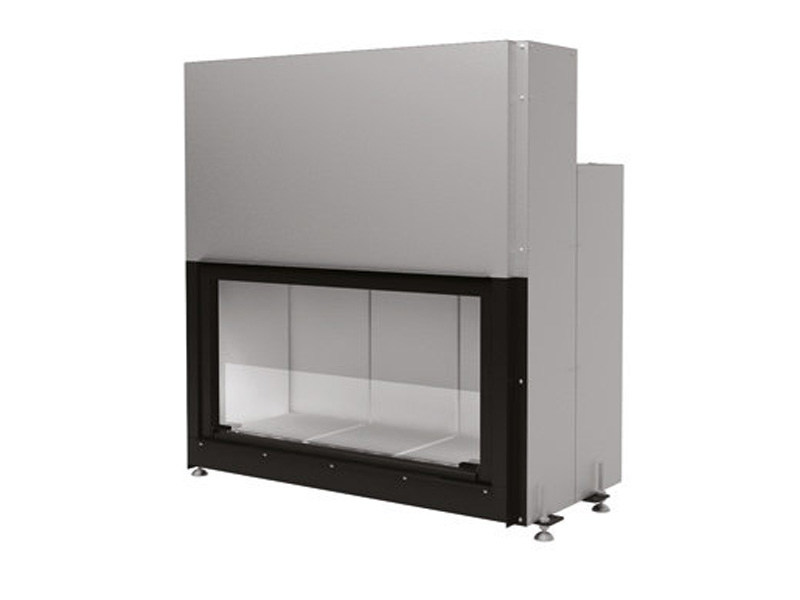 Wood-burning Closed Boiler fireplace FORMA 95 WOOD by MCZ GROUP