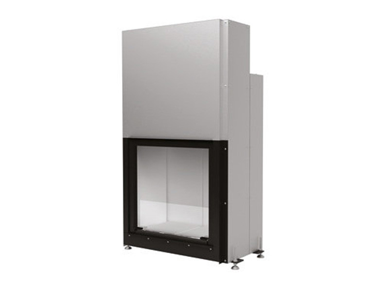 Wood-burning Closed Boiler fireplace FORMA 65 WOOD by MCZ GROUP