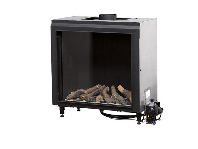 Gas Built-in Boiler fireplace FORMA 75 GAS by MCZ GROUP