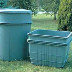 Bath, cistern and tank for water system WAVIN TANKONE by WAVIN ITALIA
