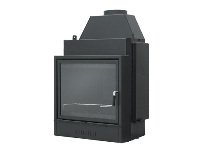 Wood-burning Boiler fireplace HYDROSYSTEM F80/A by MCZ GROUP