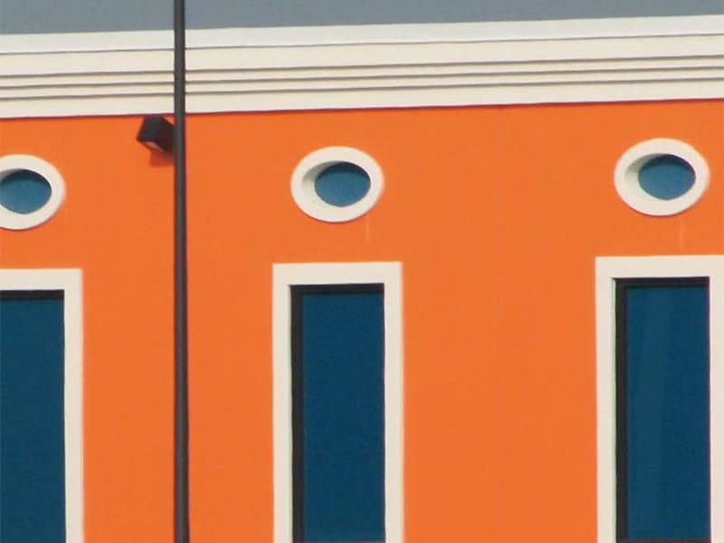 Cornice per facciate in EPS Cornicione, Ovale, Finestra, Marcapiano, Capitello