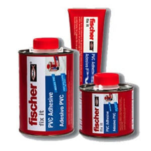 Fixing tape and adhesive Adesivo PVC by fischer italia
