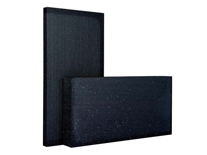 EPS thermal insulation panel ECOSILVER® 150 by FORTLAN - DIBI