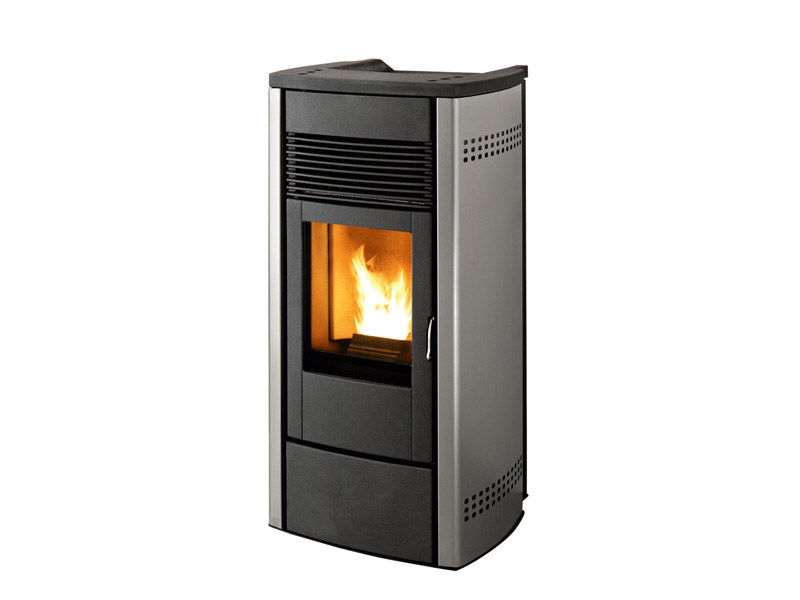 Pellet steel stove EGO by MCZ GROUP