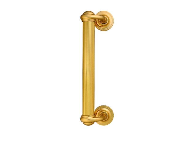 Classic style brass pull handle 709 | Pull handle by Enrico Cassina
