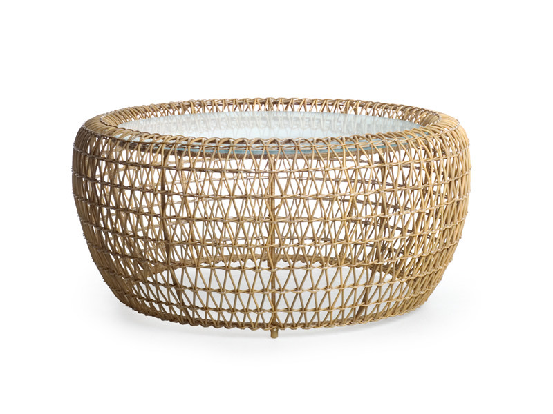 Garden side table BALOU | Coffee table by KENNETH COBONPUE