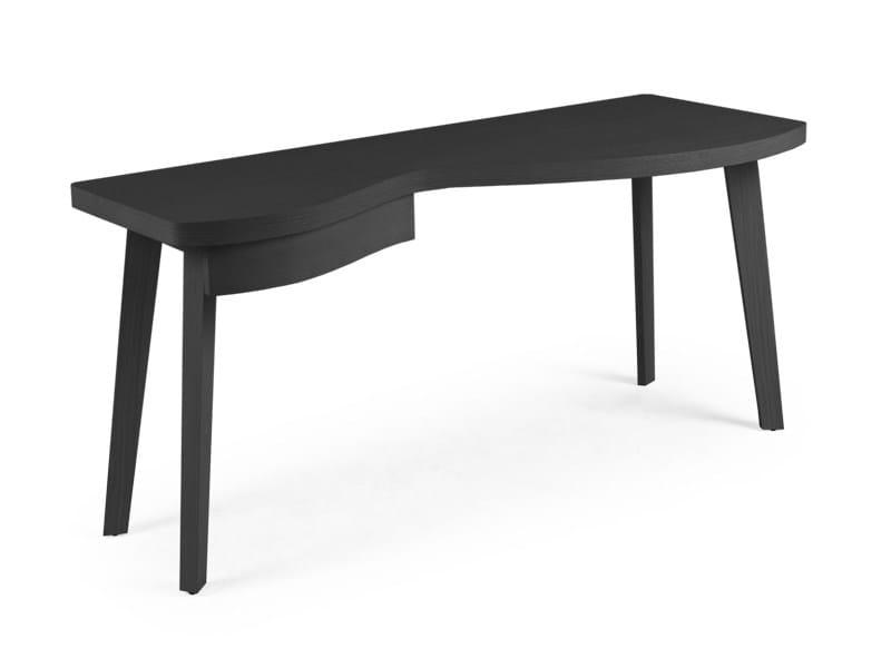 Plywood writing desk FREYA | Writing desk by KENNETH COBONPUE