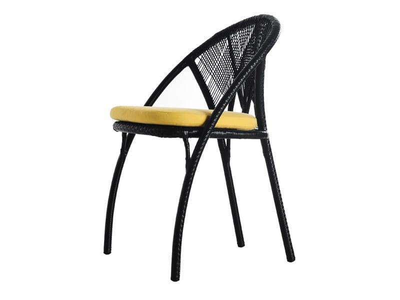 Nylon® garden chair HAGIA | Garden chair by KENNETH COBONPUE