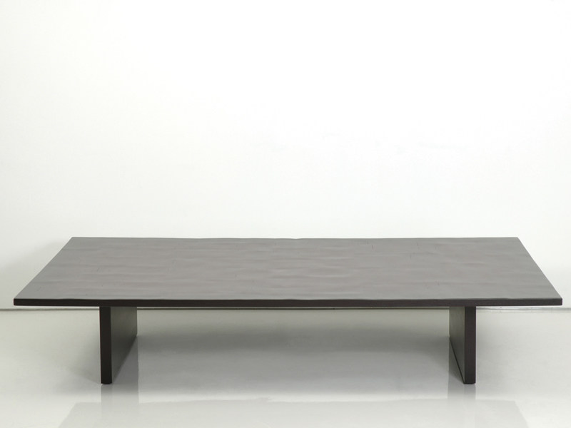 Low Bamboo Coffee Table BAMBOU By INTERNI EDITION