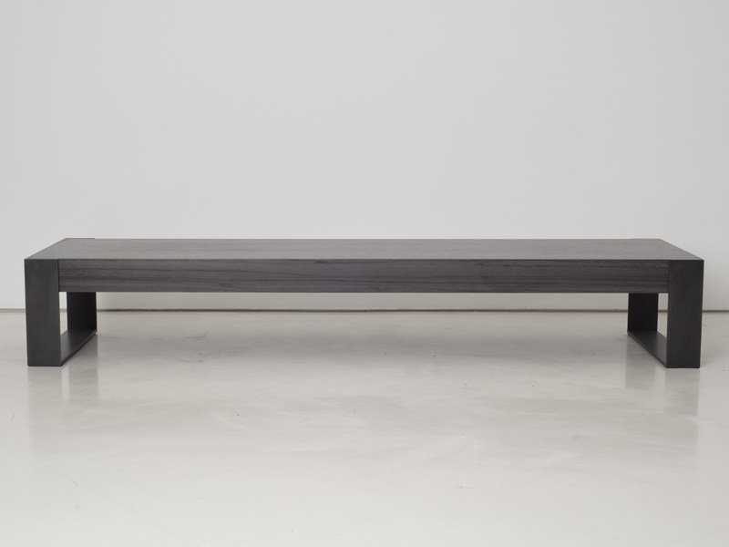 Wooden coffee table CONNECT | Coffee table by INTERNI EDITION